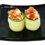 Kiurimaki - enrolado especial com pepino - NAKOMBI