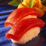 Sushi dupla de atum - NAKOMBI