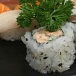 Sushi dupla de camarao - NAKOMBI