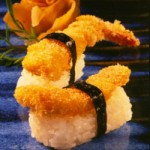 Sushi dupla de ebi furai - NAKOMBI