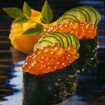 Sushi dupla de ikura - NAKOMBI