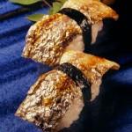 Sushi dupla de salmao skin - NAKOMBI