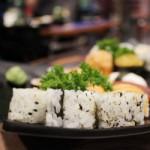 Sushi nakombi - NAKOMBI