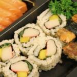 Sushi simples - NAKOMBI