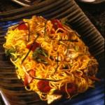 Yakissoba vegetariano - NAKOMBI