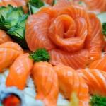 Kombinado salmão 1P - NAKOMBI