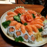 Kombinado salmão 2P - NAKOMBI