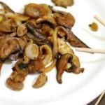 Shitake - cogumelos grandes - NAKOMBI