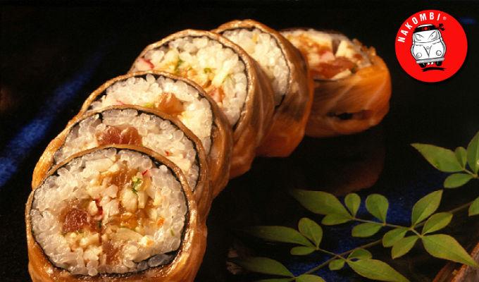 5 maneiras de aproveitar o melhor sushi - NAKOMBI